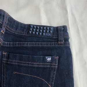 Fox Shorts - FOX Racing size 5/27 Bermuda jean shorts